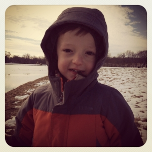 charlie snowsuit